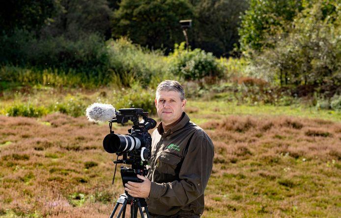 Mark Kapteijns uit Wintelre kent het Groene Woud als zijn broekzak. Twee jaar lang was hij twee dagen per week met zijn camera in de natuur te vinden.