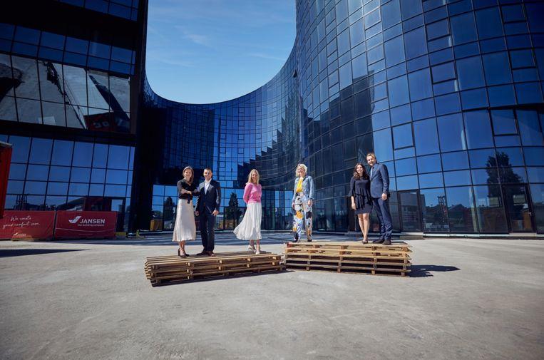 Hotelbouwer Van der Valk gaat in zee met het Zonhovense Jansen the Building Company voor de realisatie van een hotel aan de Gentse Ghelamco Arena.