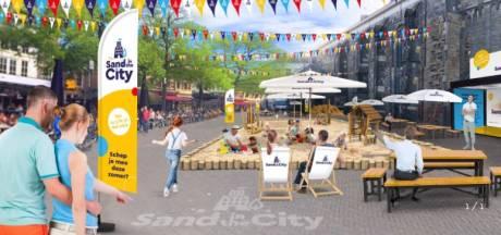 Deze Twentse steden krijgen in de zomer megazandbak in het centrum