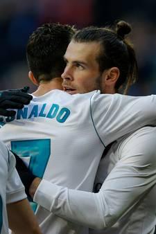 Real Madrid boekt grote zege door goals Bale, Ronaldo en Nacho