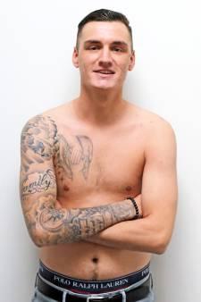 Voetballer Mark de Lange over zijn tatoeages: 'Het is een verslaving geworden'