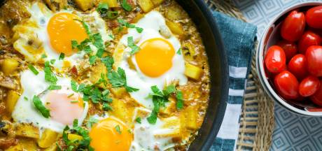 Wat Eten We Vandaag: Eenpansgerecht met ei en aardappel