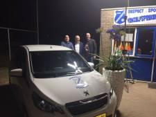 Vrijwilliger VV Angerlo wint auto bij superverloting