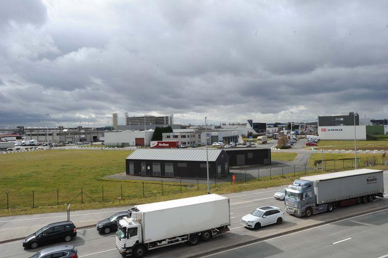 Brucargo, het vrachtgedeelte van Brussels Airport.