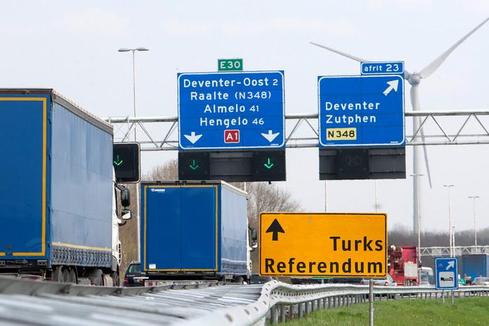 Duizenden turken vanaf vandaag naar deventer voor referendum