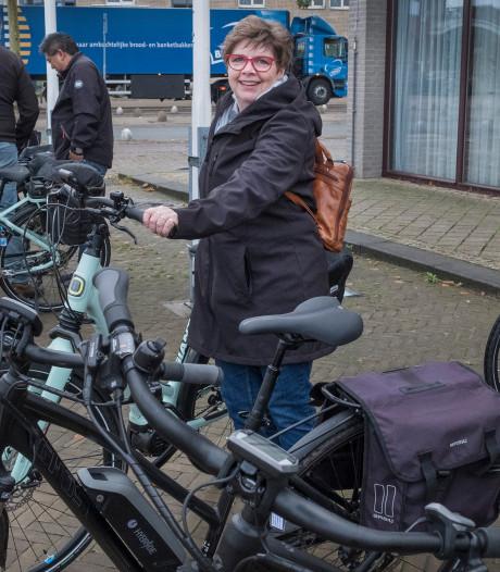 Proef met e-bike blijkt succes: 'Ik dacht er geen nodig te hebben, totdat ik opstapte'