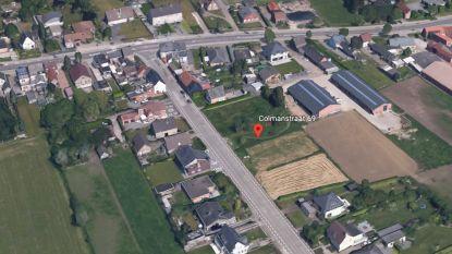 Colmanstraat Kalken maand afgesloten door verzakking