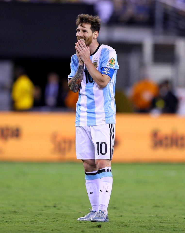 Messi Beeld afp