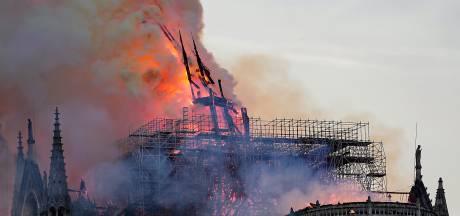 Macron change d'avis: il faut restaurer Notre-Dame et sa flèche à l'identique