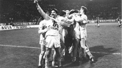 """31 jaar geleden dat Great Old na 16 speeldagen nog op plaats 2 stond: """"Wij brachten beter voetbal"""""""