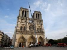 Utrechtse Dom brengt ode aan Notre-Dame