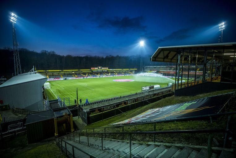 Covebo Stadion De Koel in Venlo. Beeld VI Images