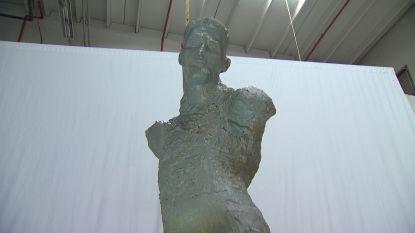 Kunstenaar stelt Frank Vandenbroucke voor als Griekse god, maar komt het standbeeld er wel?