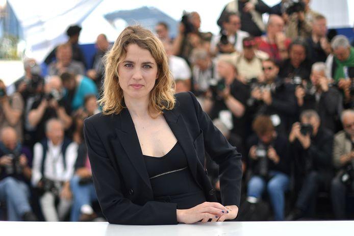 Adèle Haenel au dernier festival de Cannes.