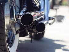 Politie wil met prikacties lawaaiige motoren in binnenstad stoppen