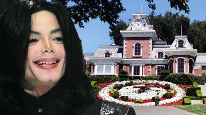 BINNENKIJKEN. Neverland Ranch van Michael Jackson raakt niet verkocht ondanks spectaculaire prijsdaling