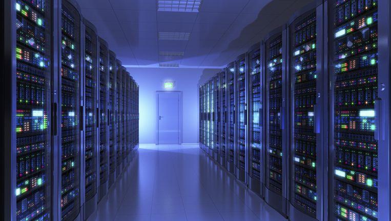 Het AMS-IX is qua aangesloten bedrijven het grootste internetknooppunt ter wereld. Beeld thinkstock