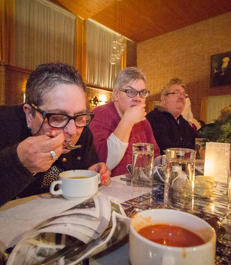 Leger des Heils viert kerstfeest in Nijverdal