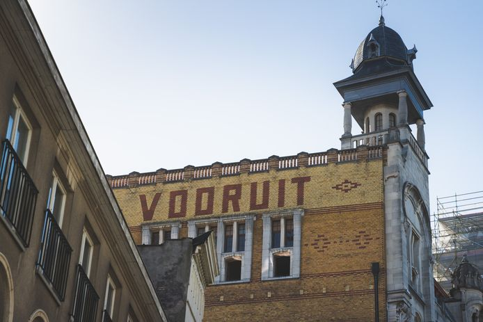 Kunstencentrum Vooruit Gent is een van de zes huizen cultuurhuizen achter het nieuwe kunstfestival NO(W°WORRIES. Dit festival wordt nu volledig geannuleerd.
