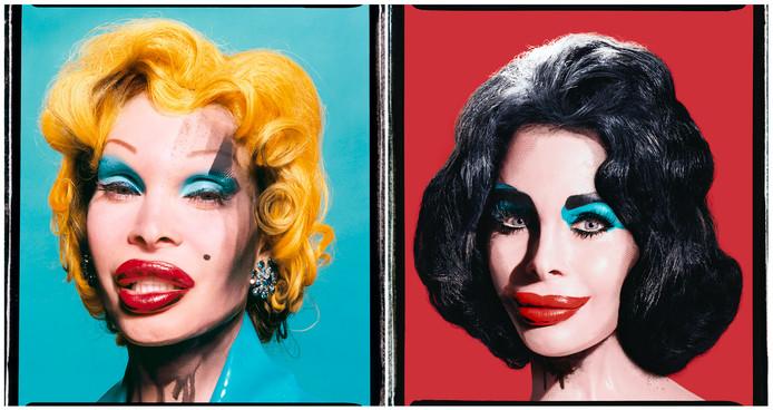 De 'mislukte facelifts' van Marilyn Monroe en Liz Taylor.