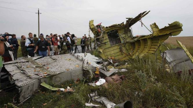 Wie is verantwoordelijk voor de crash van MH17?