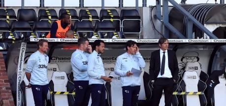 Phillip Cocu mag met Derby County nog hopen op play-offs om Premier League-plek