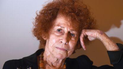 Auschwitz-overlever en schrijfster Marceline Loridan-Ivens overleden