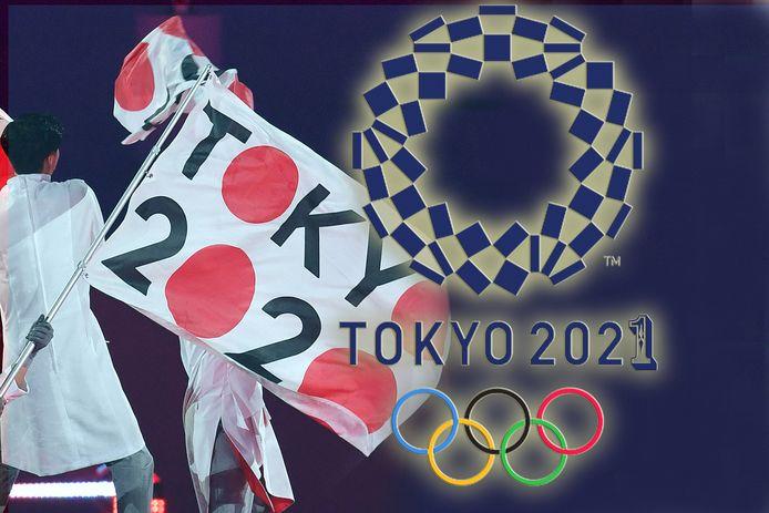 De Olympische Spelen van Tokio beginnen op 21 juli 2021.