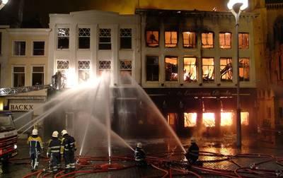 Vijftien jaar geleden brandde De Drie Gezusters in Breda af: Een terugblik