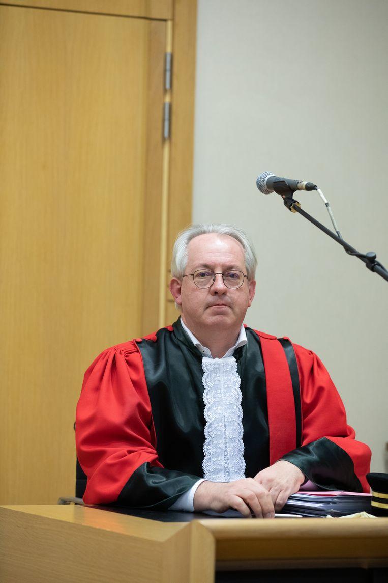 Openbaar aanklager Patrick Boyen