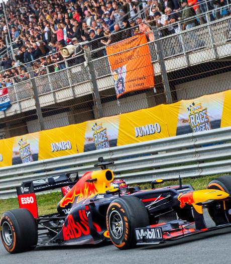 Max Verstappen trekt 110.000 fans naar circuit Zandvoort