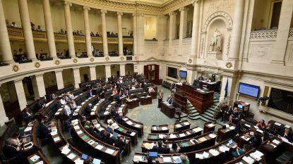 Minder volk in parlement? Niet voor 2024
