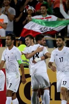 Voorlopig geen internationale voetbalduels in Iran