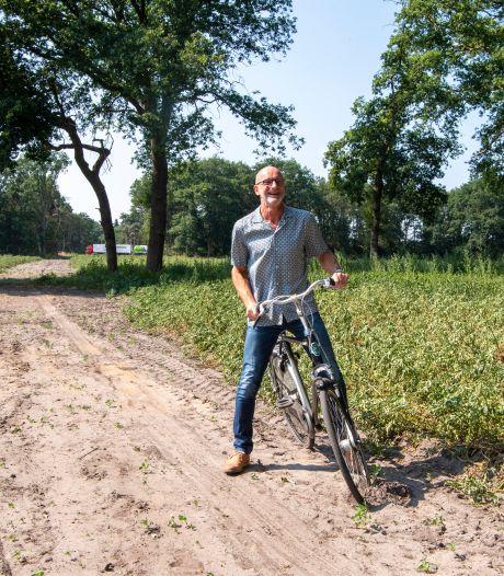 Lokale Partij Ommen laat fietsers vanaf tunnel N48 zelf route kiezen naar centrum