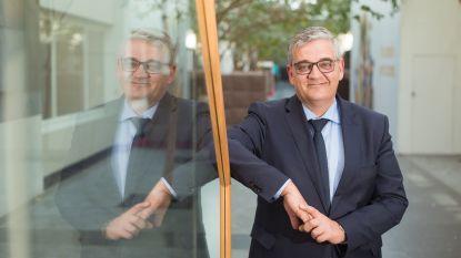 """Steven Vandeput (N-VA): """"Je moet nu eenmaal in Brussel zijn om bepaalde dingen voor Hasselt — én Limburg — te realiseren"""""""