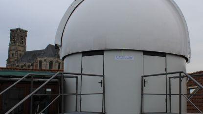 Frank Deboosere krijgt koepel volkssterrenwacht naar zich vernoemd