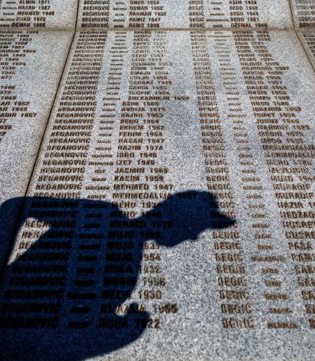 Srebrenicatoespraak Rutte: 'We buigen ons hoofd in stilte'