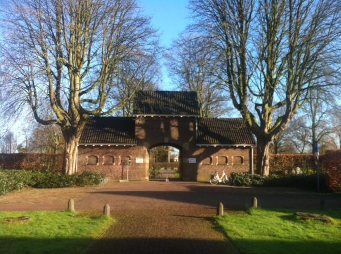 Begraafplaats Munsel in Boxtel.