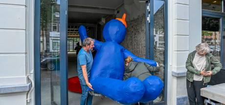 Kleine trechterman gaat op tournee in Breda