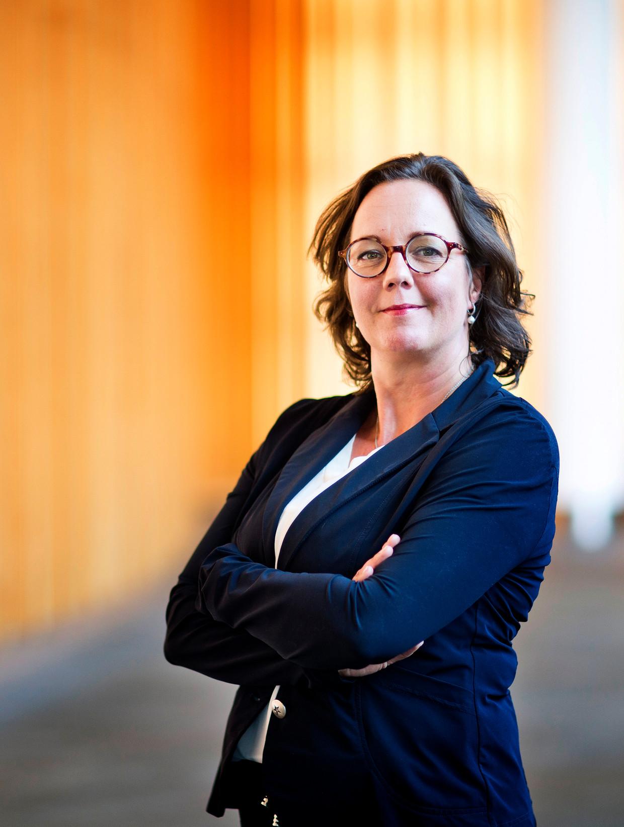 Tamara van Ark, VVD-staatssecretaris van Sociale Zaken: 'We moeten iedereen een plekje geven.'