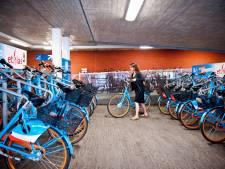 Deelfietssysteem Blue-bike groeit meer dan 75% in 1 jaar