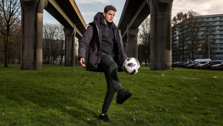 Guus Til: 'Ik ben opgevoed met de gedachte dat je op de wereld bent om de samenleving te helpen' Beeld Marco Okhuizen