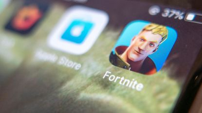 'Sign in with Apple'-knop verdwijnt bij Fortnite