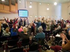 Ontmoetingskerk in Pijnacker klaar voor nieuwe dominee