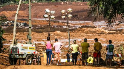 """Vijf ingenieurs gearresteerd die """"rechtstreeks betrokken"""" zouden zijn bij dambreuk in Brazilië"""