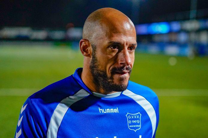 Berry Powel - vorig seizoen nog topscorer van GVVV - verlaat de Veenendaalse tweededivisionist kort voor het begin van de competitie.