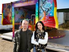 Tegenslagen voor Helmondse kermisfamilie Van Hout: 'We pakken de attracties maar weer in'
