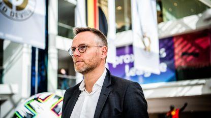 """Pro League-voorzitter Croonen: """"Bekerfinale begin augustus is in theorie mogelijk"""""""