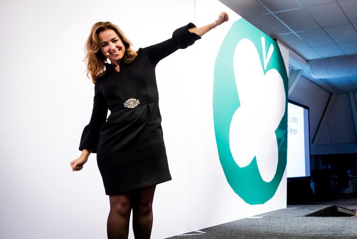 PvdD-leider Marianne Thieme