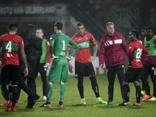 De week van NEC: het vizier is al gericht op Vitesse